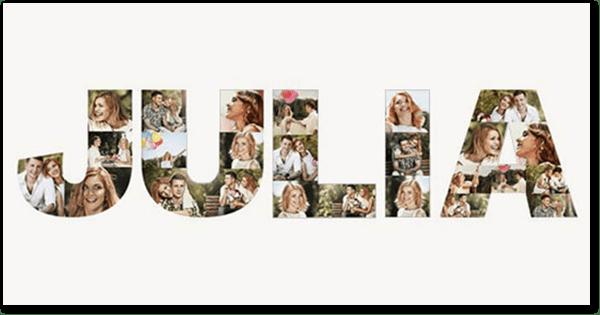 buchstaben collage top