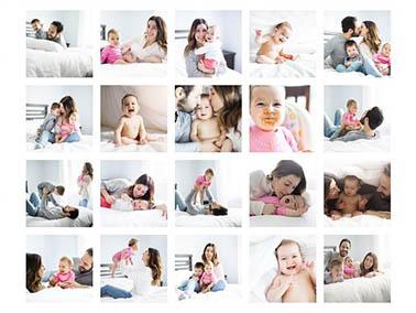 Collage aus 20 Bildern
