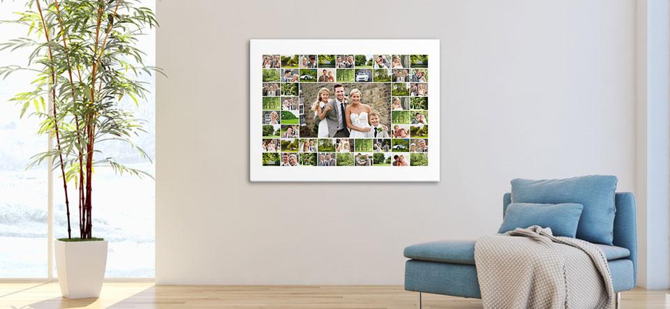 riesen collagen erstellen neu jetzt bis zu 100 fotos. Black Bedroom Furniture Sets. Home Design Ideas